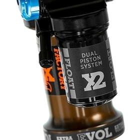 Fox Racing Shox Float DPX2 F-S K 3Pos Evol LV AM 0,2 CM DRM Rezi AFF Dämpfer 216x63mm orange